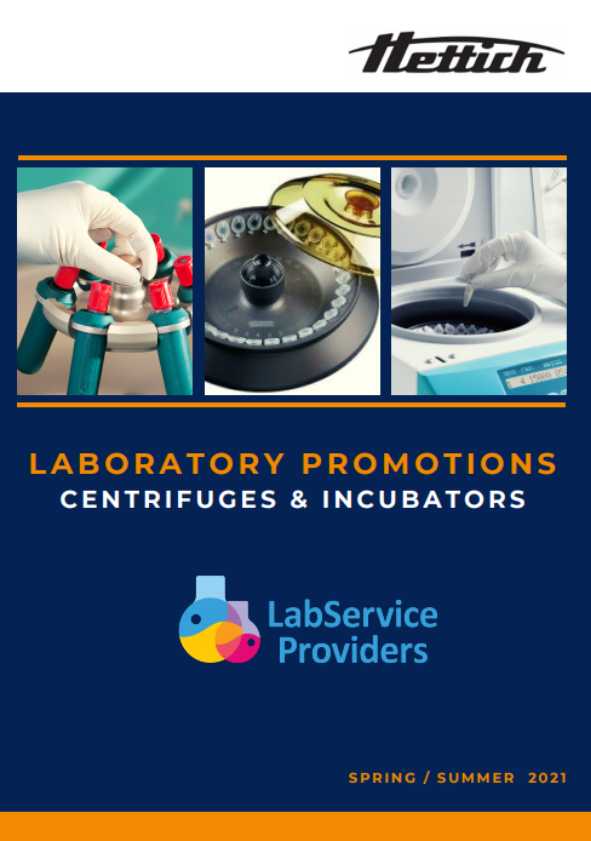 Special Promotion on centrifuges and incubators 2021